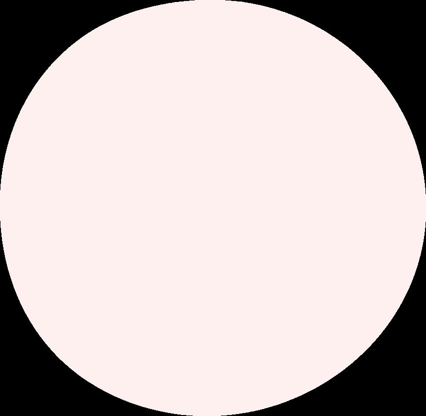 ピンクの丸い背景